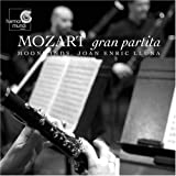 ": Mozart: Serenade ""Grand Partita"" K. 361 / Johann Nepomuk Wendt: El Rapto en el Serrallo (arrangement of Die Entfuhrung aus dem Serail, for winds) / Martin y Soler: Divertimento on ""Una Cosa Rara"""