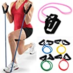 OUTERDO Latex Resistance Bands For Yo...