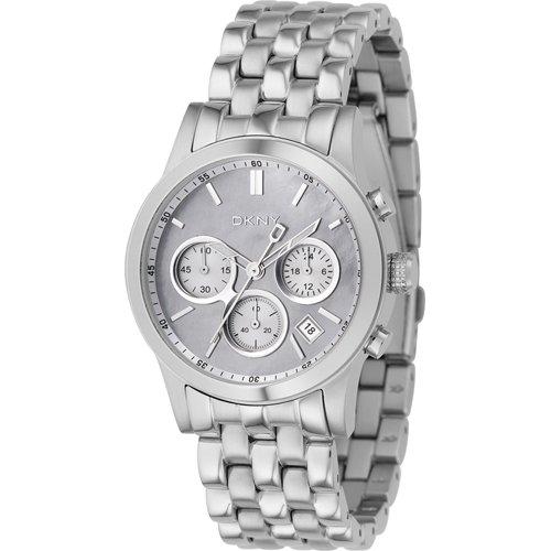 DKNY NY4689 - Reloj para hombres, correa de acero inoxidable