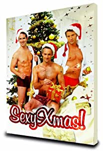 Sexy X-Mas Schokoladen Erotic Adventskalender / Kalender - Gentelmen