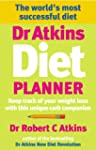 Dr Atkins Diet Planner: Keep Track of...