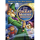 The Great Mouse Detective (Mystery in the Mist Edition) (Bilingual)by Vincent Price