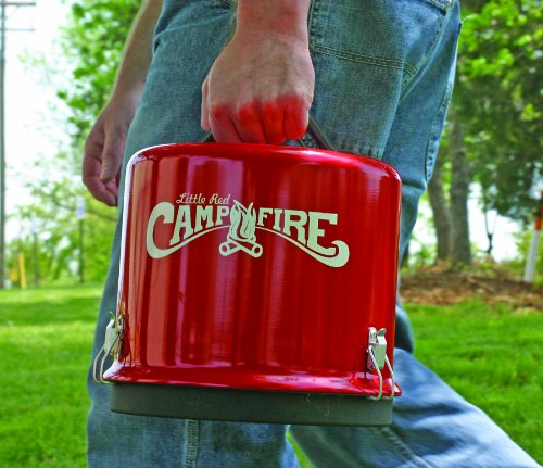 Camco 58031 Little Red Campfire Portable Propane Camp