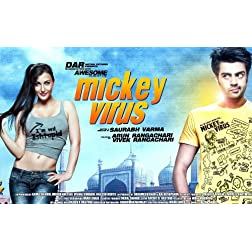 Mickey Virus  (Hindi Film / Bollywood Movie / Indian Cinema DVD) 2013