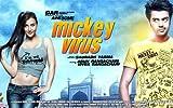 Mickey Virus (Hindi Film / Bollywood Movie / Indian Cinema DVD) 2013
