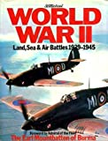 img - for 'World War II: Land, sea & air battles, 1939-1945' book / textbook / text book