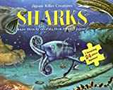 Jigsaw Killer Creatures Sharks: Know Them by Creating Them Through Jigsaws!