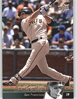 2010 Upper Deck Baseball Card # 431 Kevin Frandsen - San Francisco Giants - MLB Trading Card
