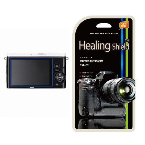 [Healing Shield] Nikon 1 J3 專用 プレミアム クリアタイプ 液晶保護フィルム 2枚