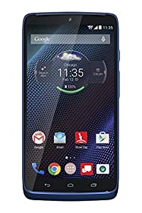Motorola DROID Turbo, Sapphire Blue Ballistic Nylon 32GB (Verizon Wireless)
