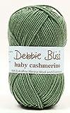 DEBBIE BLISS BABY CASHMERINO HAND KNITTING YARN WOOL Crochet 50g LEAF 90