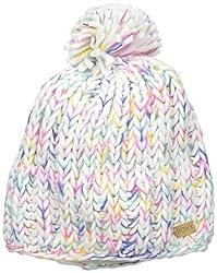 Roxy SNOW Junior's Nola Beanie, Bright White, One Size