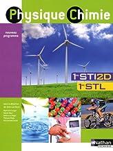 Physique chimie - 1res STI2D-STL