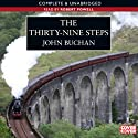 The Thirty-Nine Steps (       UNABRIDGED) by John Buchan Narrated by Robert Powell