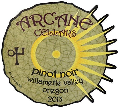 2013 Arcane Cellars Pinot Noir, Willamette Valley, 750 Ml