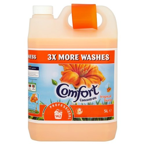 Comfort Concentrate Professional Tropical Burst 142 Washes 5L