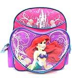 """Disney - The Little Mermaid - Ariel 12"""" Backpack 629003"""