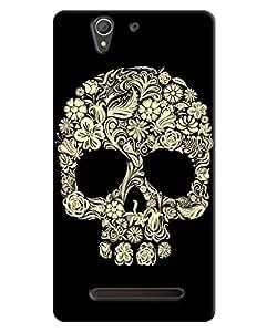 FurnishFantasy 3D Printed Designer Back Case Cover for Sony Xperia C3,Sony Xperia C3 Dual Sim