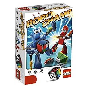 LEGO board game: Robo Champ!