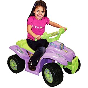 tinkerbell toys, quad ride on