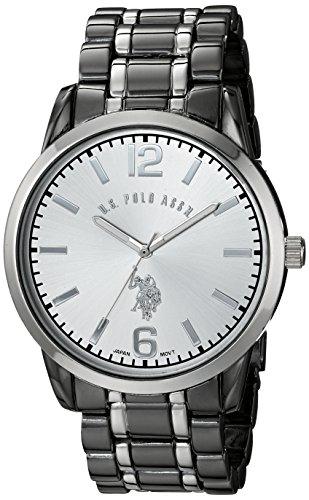 U.S. Polo Assn. Classic Men'S Usc80315 Analog Display Analog Quartz Silver Watch