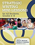 img - for Strategic Writing Mini-Lessons for All Students, Grades 4-8 book / textbook / text book
