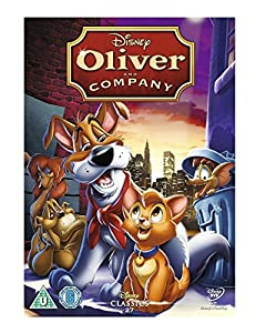 Oliver And Company  [DVD] [1988]