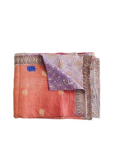 Kantha Collection Vintage Kantha Throw, Multi As You See
