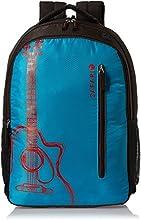 Safari 30 ltrs Laptop Bag (Guitar-Blue-LB)
