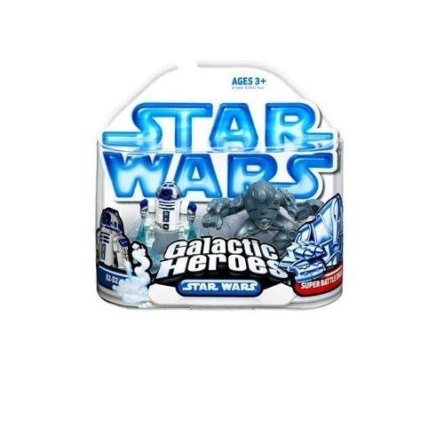 Star Wars Galactic Heroes R2-D2 and amp; Super Battle Droid - 1