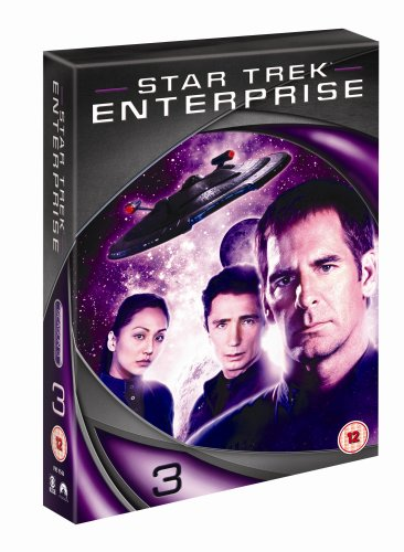 Star Trek - Enterprise - Series 3 - Complete
