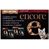Encore Cat Mixed Food, 6 x 70g