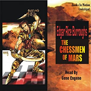 The Chessmen of Mars: Mars Series #5 | [Edgar Rice Burroughs]