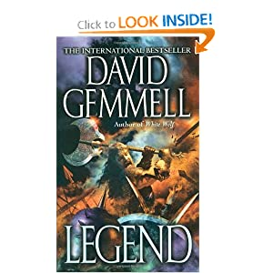 Legend (Drenai Tales, Book 1) by David Gemmell