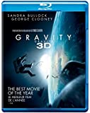 Gravity [Blu-ray 3D + Blu-ray] (Bilingual)