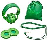 ディリゲント Reloop DJ用ヘッドホン RHP-10 Leaf Green
