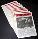Outtakes Magazine: Issues 1-10, The Complete Run