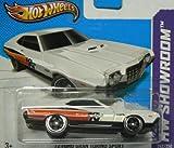 Hot Wheels HW Showroom 242/250 '72 Ford Gran Torino Sport on Short Card