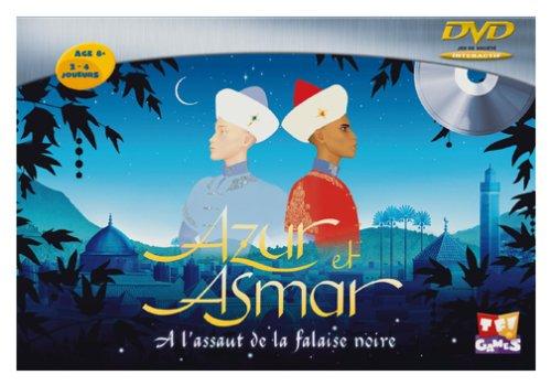 TF1 Games - jeu de société - Azur et Asmar