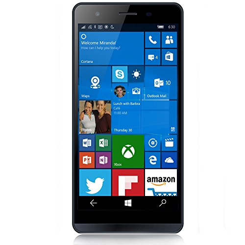Moly ultra thin windows 10 unlocked smartphone 4g lte the for Window 4g mobile