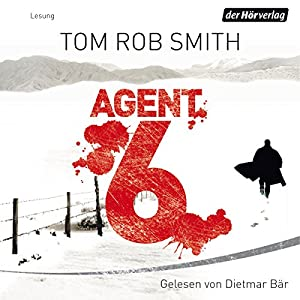 Agent 6 Hörbuch