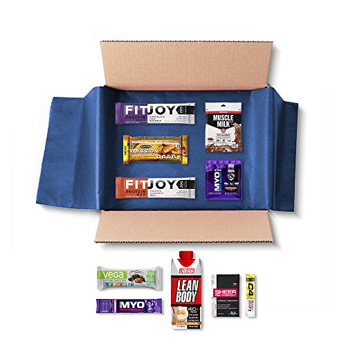 Mr. Olympia Sample Box, 8 or more samples ($9.99 credit on select sports nutrition items with purchase) Personal Care