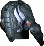 ARMOR Jacket Back Body Guard Bike & Motocross Gear S by Leather Factory Outlet
