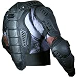 ARMOR Jacket Back Body Guard Bike & Motocross Gear L