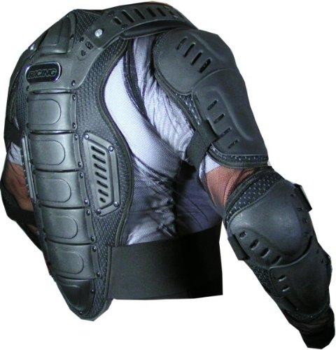 ARMOR Jacket Back Body Guard Bike & Motocross Gear L