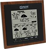 La Crosse Technology Weather Direct WD-3308U-WAL 4 Day Internet Powered Wireless Forecaster