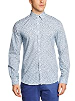 Selected Homme Camisa Hombre (Azul Claro)