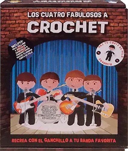 Los Cuatro Fabulosos. A Crochet Box