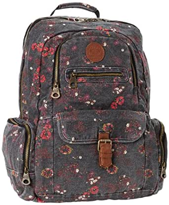 Roxy Luggage Ship Out Backpack, Floral ... - pinterest.com