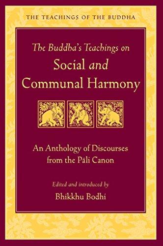 the-buddhas-teaching-on-social-and-communal-harmony-teachings-of-the-buddha